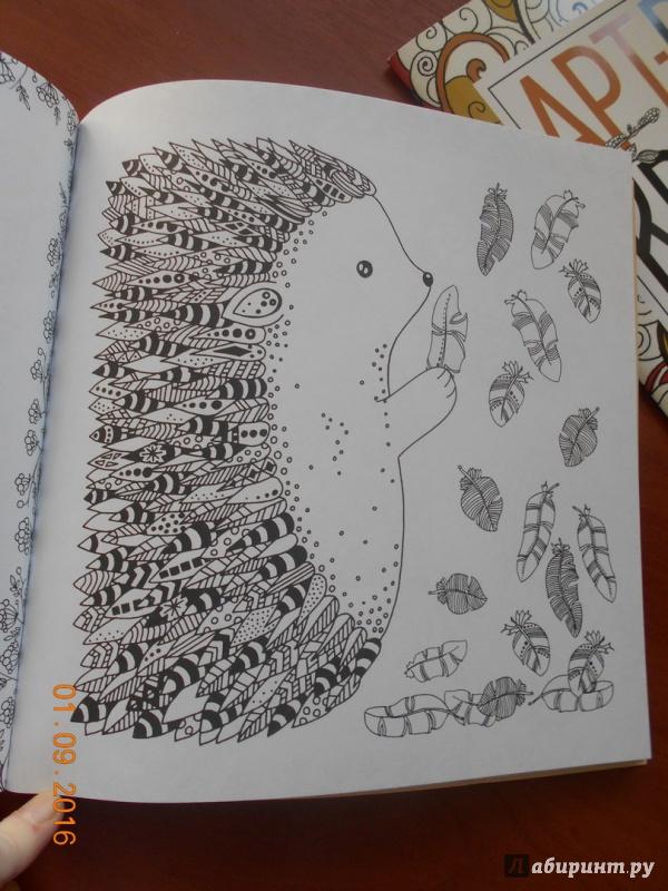 Иллюстрация 13 из 18 для Совотерапия! Раскраска для ...