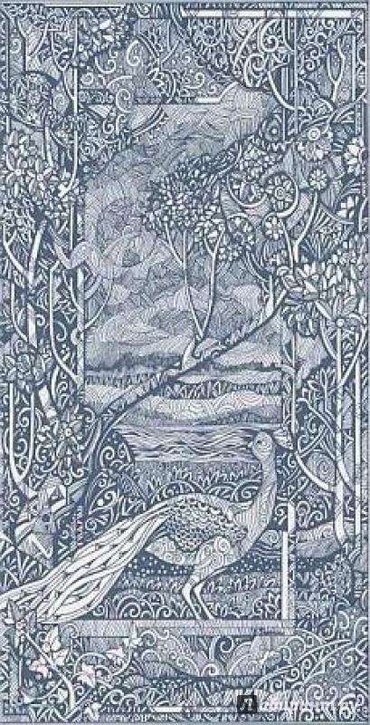 """Иллюстрация 3 из 37 для Таро """"Мистика Витражей""""   Лабиринт - книги. Источник: Люда Мила"""