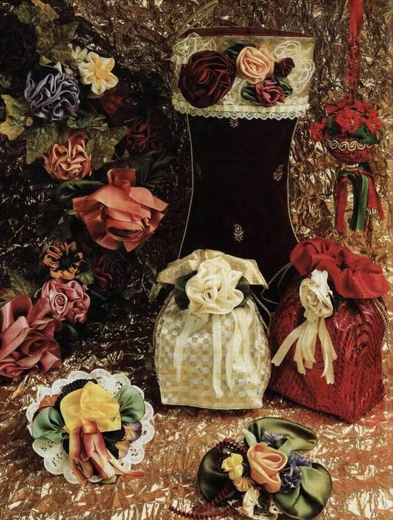 Иллюстрация 18 из 29 для Цветочные фантазии из лент - Дебора Хенри | Лабиринт - книги. Источник: Panterra
