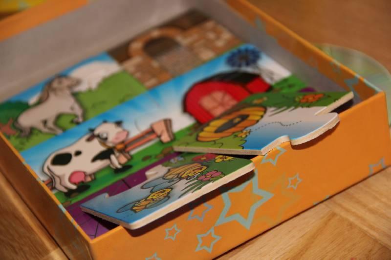 Иллюстрация 17 из 17 для Кто где живет? Развивающие игры и пазлы из дерева | Лабиринт - игрушки. Источник: Vilvarin  Laurea
