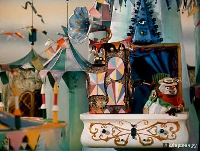 Иллюстрация 1 из 10 для Волшебник Изумрудного города. Фильмы 6-10 (DVD) Ремастеринг - Калишер, Клепацкий, Малянтович, Трофимов, Сулакаури   Лабиринт - . Источник: noname
