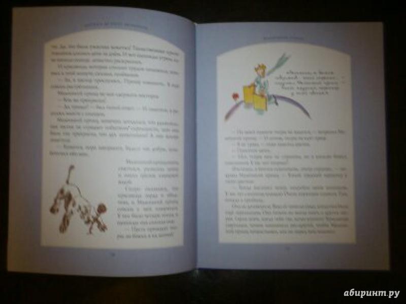 Иллюстрация 17 из 90 для Маленький принц - Антуан Сент-Экзюпери   Лабиринт - книги. Источник: Юлия