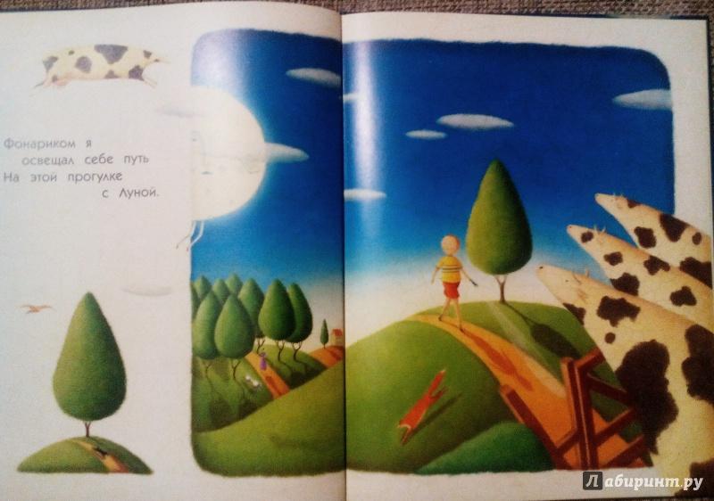 Иллюстрация 17 из 30 для Прогулка с Луной - Кэролин Кертис | Лабиринт - книги. Источник: Klementinchen