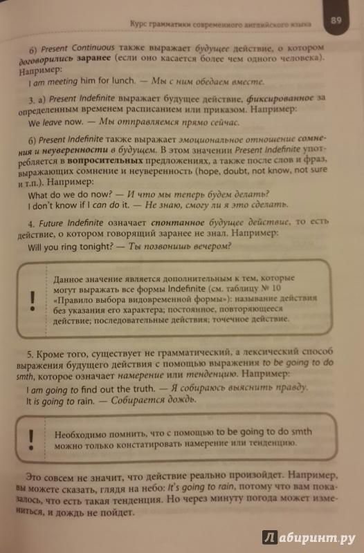 Иллюстрация 10 из 15 для Английская грамматика: ключ к пониманию - Татьяна Цветкова   Лабиринт - книги. Источник: Сазонова  Алиса