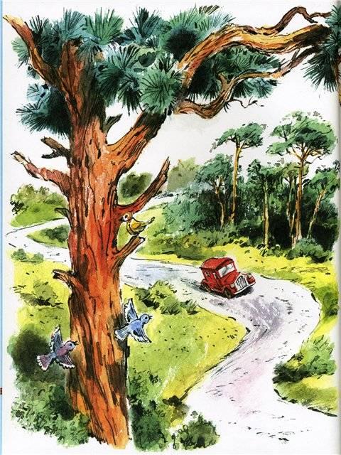 Иллюстрация 32 из 47 для Муфта, Полботинка и Моховая Борода. Новые приключения - Эно Рауд   Лабиринт - книги. Источник: Гостья