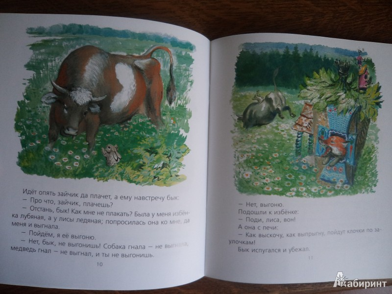 Иллюстрация 7 из 51 для Лиса и заяц - Евгений Чарушин | Лабиринт - книги. Источник: Karfagen