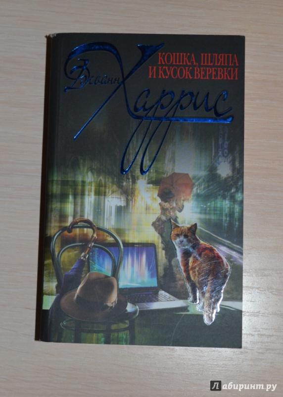 Иллюстрация 1 из 7 для Кошка, шляпа и кусок веревки - Джоанн Харрис | Лабиринт - книги. Источник: Mrafoglov