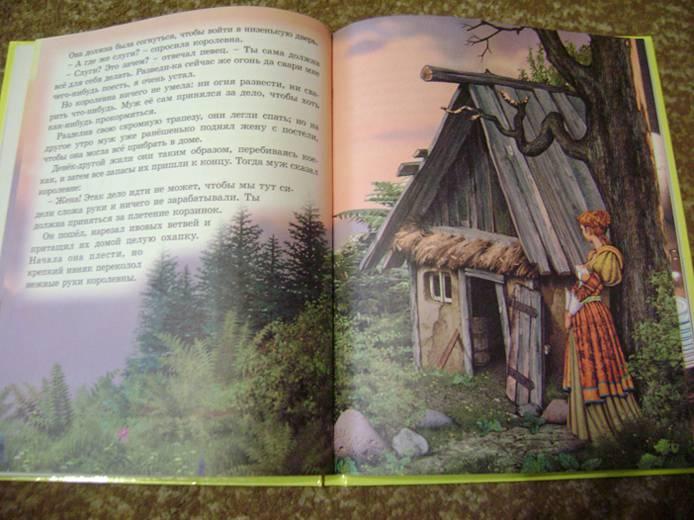 Иллюстрация 43 из 48 для Сказки - Гримм Якоб и Вильгельм | Лабиринт - книги. Источник: Batterfly