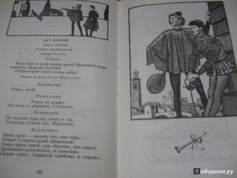 Иллюстрация 16 из 20 для Ромео и Джульетта - Уильям Шекспир | Лабиринт - книги. Источник: КошкаПолосатая