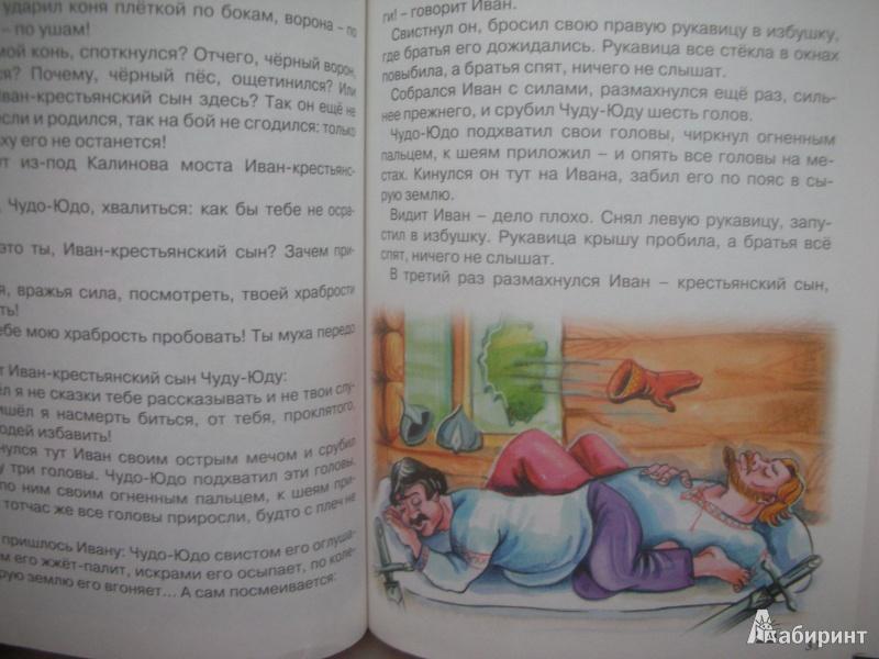 Иллюстрация 8 из 46 для Царевна-лягушка   Лабиринт - книги. Источник: Екатерина123
