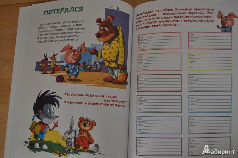 Иллюстрация 16 из 34 для Безопасность шаг за шагом - Анна Лукашева | Лабиринт - книги. Источник: Купцова  Олеся