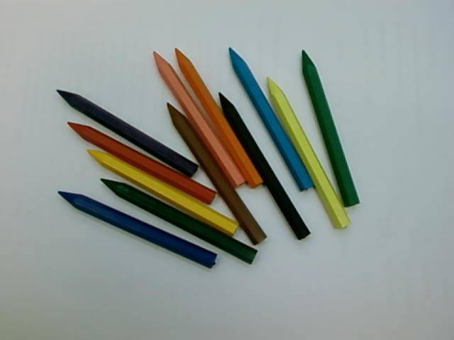 Иллюстрация 11 из 12 для Карандаши восковые шестигранные 12 цветов (12С 865-08) | Лабиринт - канцтовы. Источник: lettrice