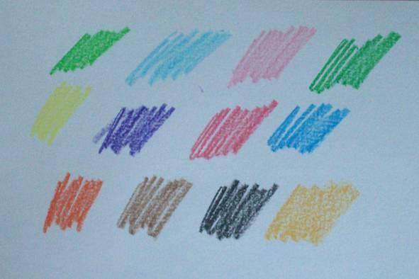 Иллюстрация 6 из 12 для Карандаши восковые шестигранные 12 цветов (12С 865-08)   Лабиринт - канцтовы. Источник: Enigma83