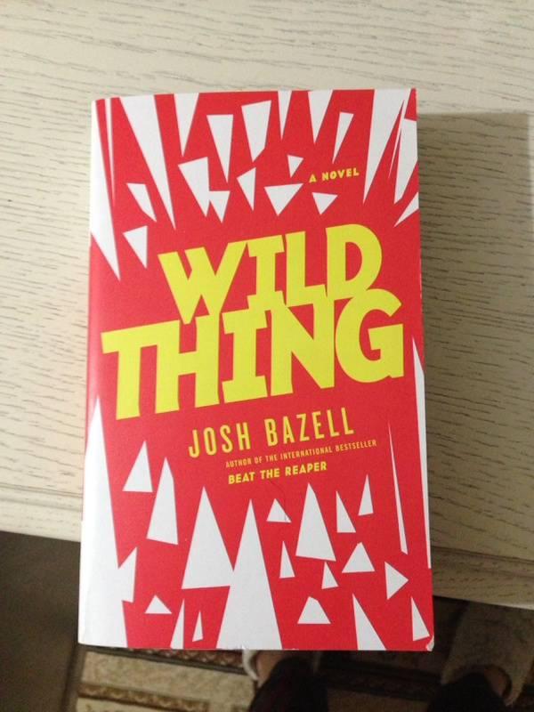 Иллюстрация 4 из 6 для Wild Thing - Josh Bazell | Лабиринт - книги. Источник: vadim.milevskiy