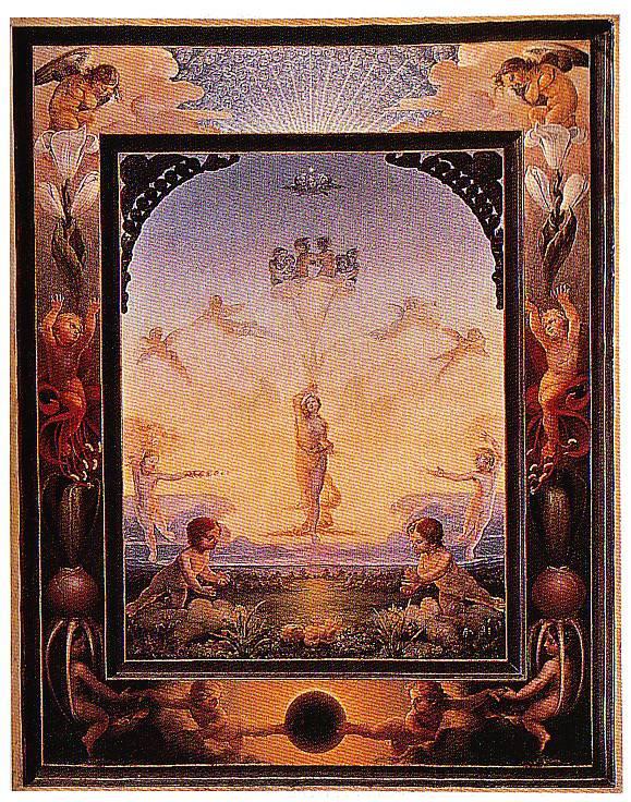 Иллюстрация 7 из 12 для Alchemy & Mysticism - Alexander Roob | Лабиринт - книги. Источник: Ялина