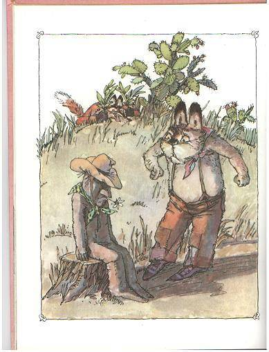 Иллюстрация 21 из 26 для Сказки дядюшки Римуса - Джоэль Харрис | Лабиринт - книги. Источник: Татьяна А.