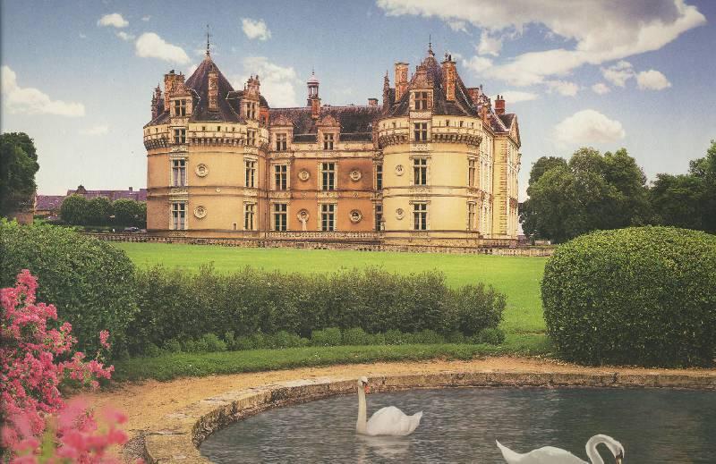 Иллюстрация 8 из 8 для Puzzle-1000. Ле Люд, Франция (С-100262) | Лабиринт - игрушки. Источник: ЛиС-а