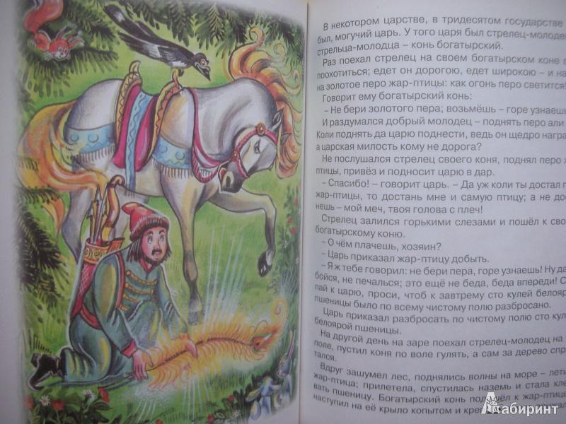 Иллюстрация 10 из 46 для Царевна-лягушка | Лабиринт - книги. Источник: Екатерина123