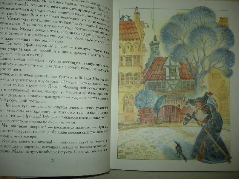 Иллюстрация 15 из 35 для Сказки - Вильгельм Гауф | Лабиринт - книги. Источник: Мартынова  Анна Владимировна
