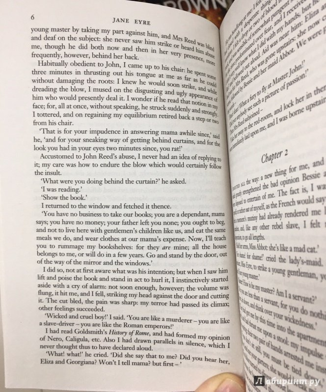 Иллюстрация 14 из 26 для Jane Eyre - Charlotte Bronte | Лабиринт - книги. Источник: Lina