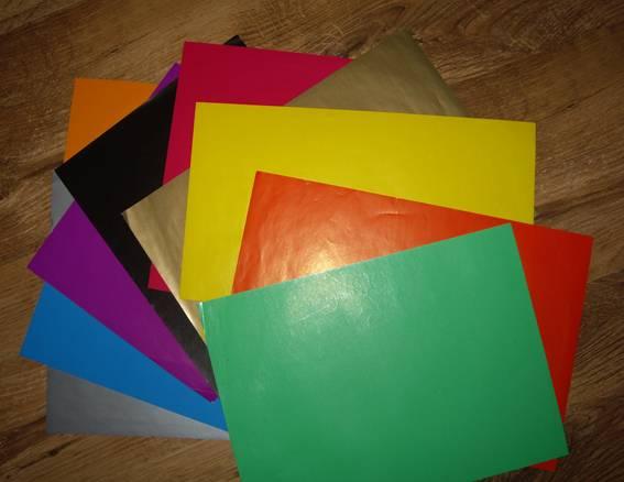Иллюстрация 1 из 5 для Бумага цветная самоклеящаяся 10 листов А4 (11-410-34) | Лабиринт - канцтовы. Источник: OOlga