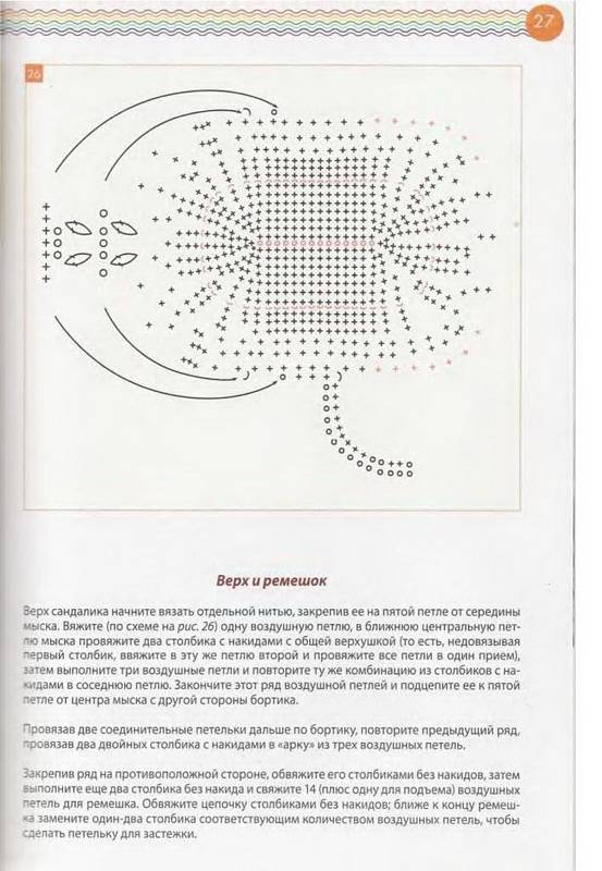 Иллюстрация 36 из 44 для Пинетки, носочки, тапочки: 16 очаровательных моделей, связанных крючком и спицами - Наталья Чичикало   Лабиринт - книги. Источник: Ялина