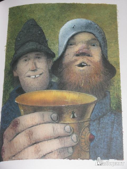 Иллюстрация 27 из 40 для Баллады о Робин Гуде | Лабиринт - книги. Источник: Nemertona