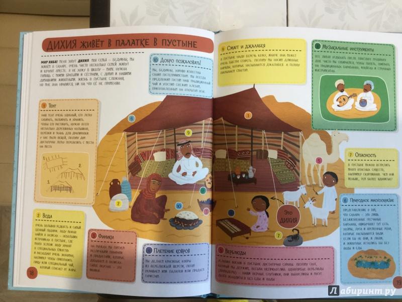 Иллюстрация 25 из 29 для Как живут дети по всему миру - Павла Ханачкова | Лабиринт - книги. Источник: Uzha