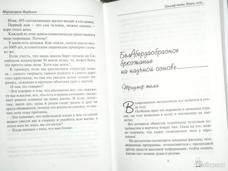 Иллюстрация 6 из 7 для Энергетическая клизма, или Триумф тети Нюры из Простодырово - Мирзакарим Норбеков | Лабиринт - книги. Источник: Леонид Сергеев