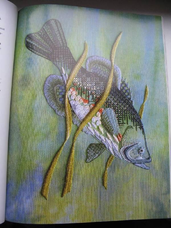 Иллюстрация 19 из 31 для Английская королевская школа вышивания - Салли Сандерс | Лабиринт - книги. Источник: lexus
