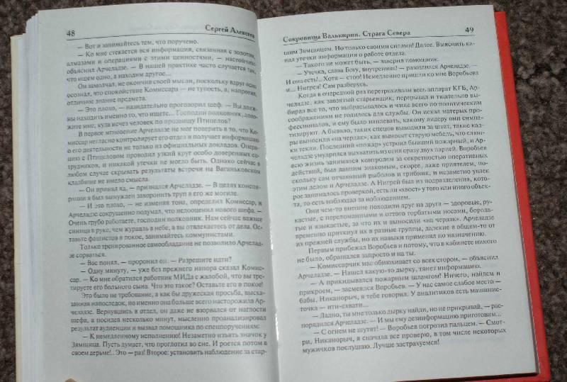 Иллюстрация 4 из 4 для Сокровища Валькирии: Страга Севера - Сергей Алексеев | Лабиринт - книги. Источник: Kapca