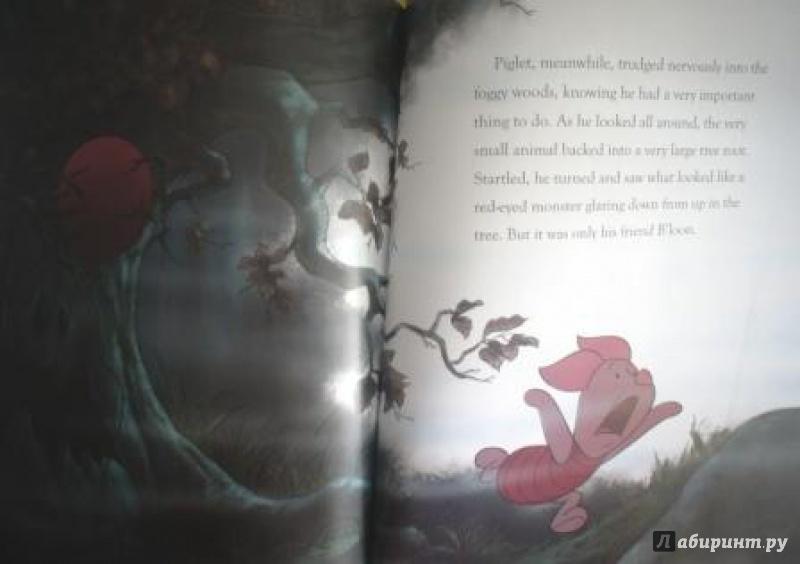 Иллюстрация 9 из 9 для Winnie the Pooh: Hundred-Acre-Wood Treasury - Lisa Marsoli   Лабиринт - книги. Источник: Лобановы  Андрей/анастасия