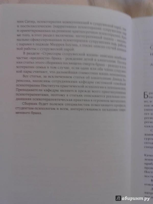 Иллюстрация 4 из 15 для Системная психотерапия супружеских пар - А. Варга | Лабиринт - книги. Источник: Иванова  Ольга Викторовна