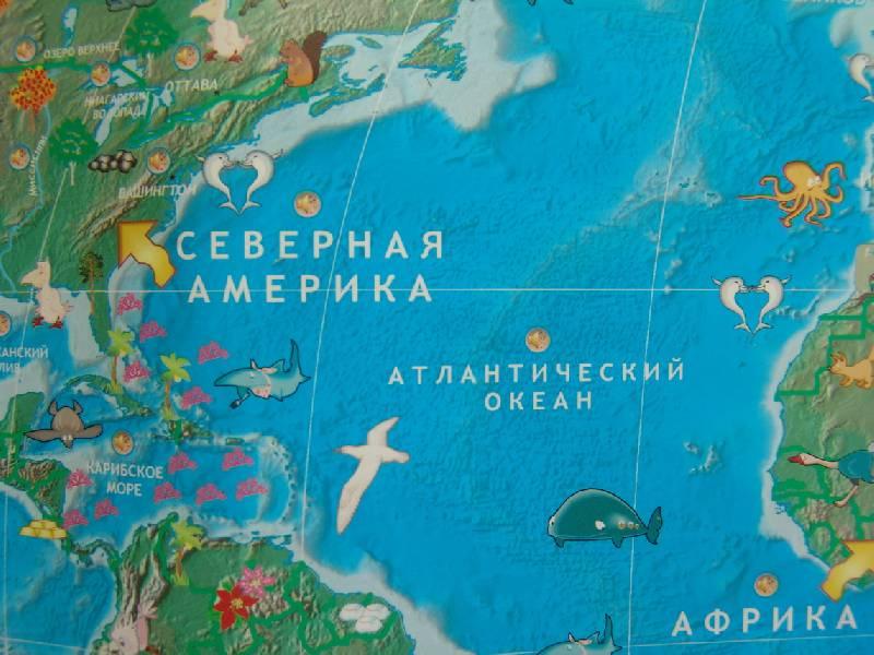 Иллюстрация 12 из 17 для Говорящая карта мира (6249) | Лабиринт - игрушки. Источник: Лаванда