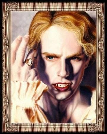 Иллюстрация 1 из 2 для Вампир Лестат - Энн Райс | Лабиринт - книги. Источник: Alice