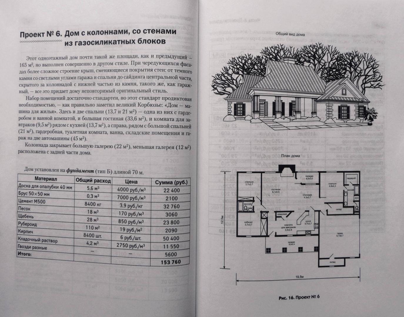 Иллюстрация 18 из 25 для Альбом проектов индивидуальных домов - Молотов, Костко, Самодуров | Лабиринт - книги. Источник: SiB
