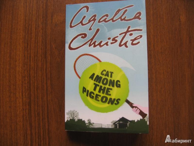 Иллюстрация 2 из 16 для Cat Among the Pigeons - Agatha Christie | Лабиринт - книги. Источник: Баскова  Юлия Сергеевна