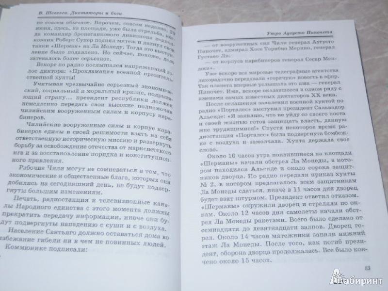 Иллюстрация 8 из 15 для Диктаторы и боги - Владимир Шевелев   Лабиринт - книги. Источник: Iwolga