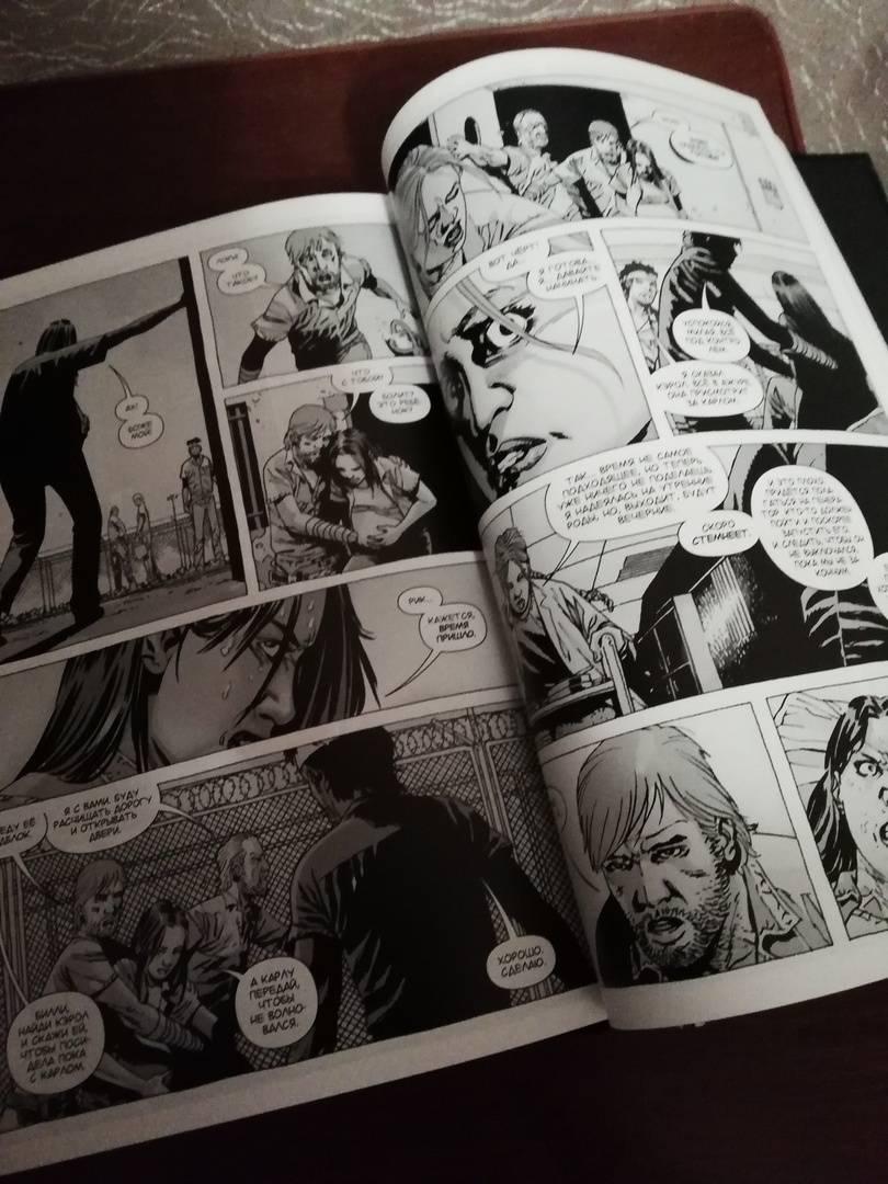 Иллюстрация 14 из 73 для Ходячие мертвецы. Полное собрание. Том 1 - Роберт Киркман | Лабиринт - книги. Источник: Лабиринт