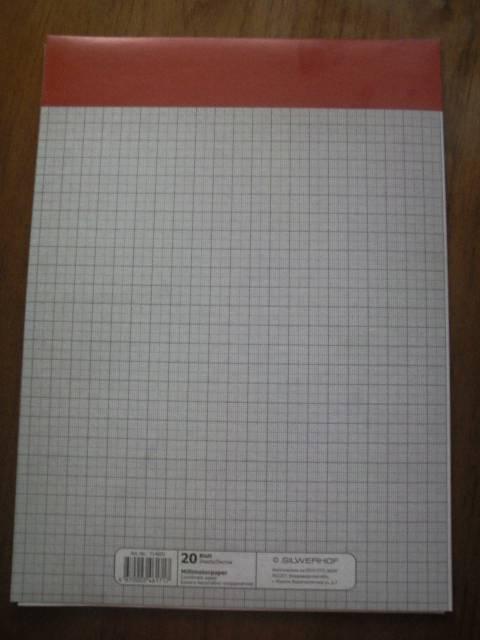 Иллюстрация 9 из 12 для Бумага масштабно-координатная, 20 листов, А4 (714001) | Лабиринт - канцтовы. Источник: obana