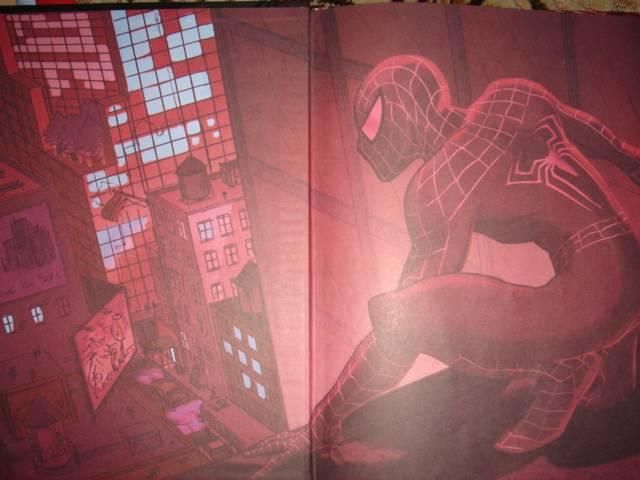 Иллюстрация 1 из 3 для Человек-Паук: Враг в Отражении | Лабиринт - книги. Источник: Ларина  Анастасия Сергеевна
