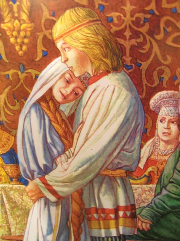 Марья-краса долгая коса