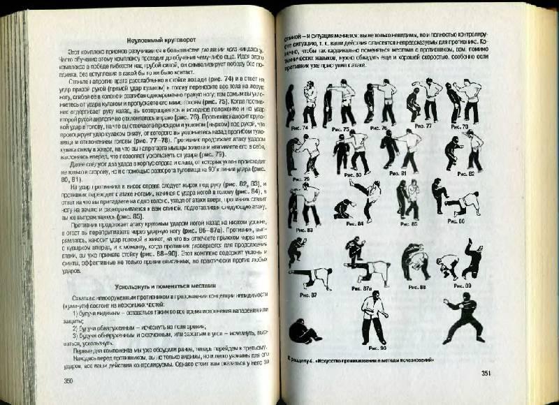 Боевое искусство ниндзюцу книга с картинками