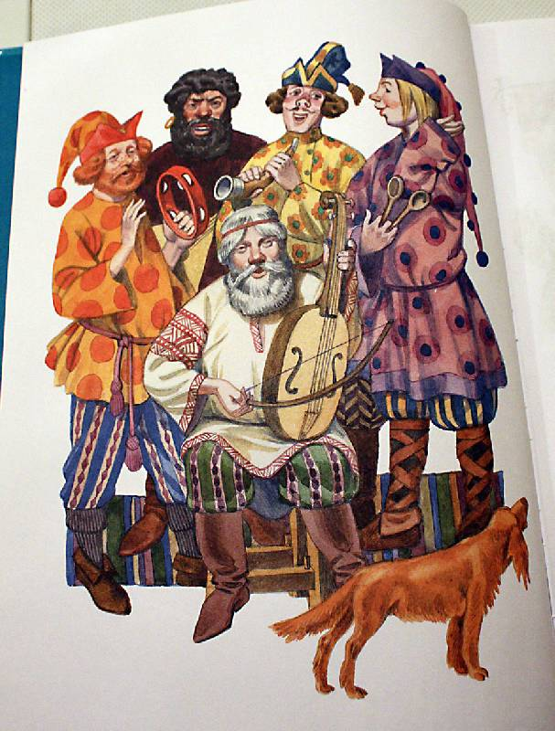 Иллюстрация 2 из 13 для Русские волшебные сказки | Лабиринт - книги. Источник: Агаева Татьяна Михайловна