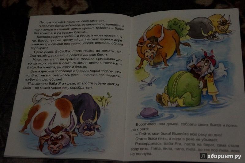 Иллюстрация 25 из 34 для Баба-Яга | Лабиринт - книги. Источник: Гаврилова  Екатерина