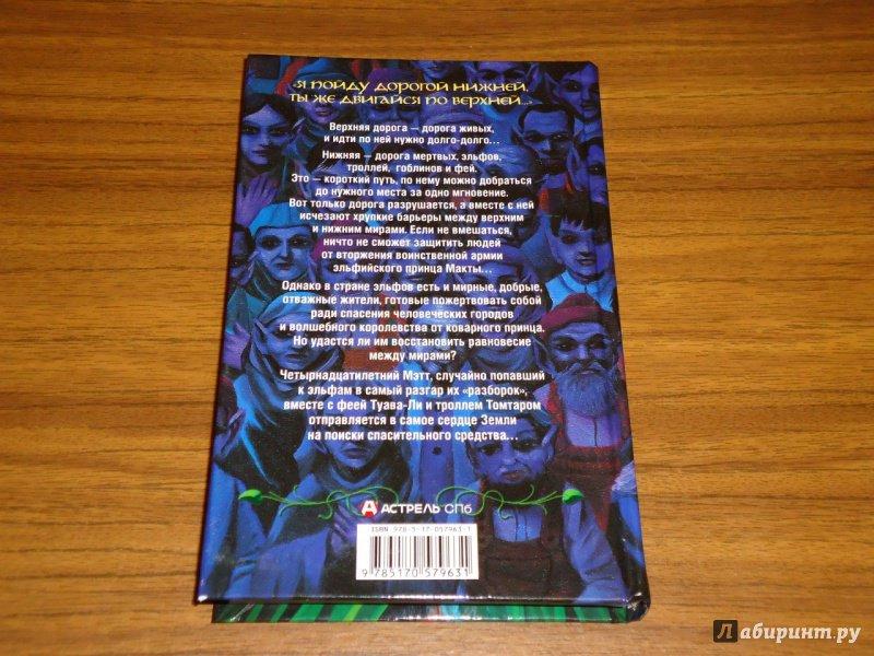 Иллюстрация 15 из 32 для Заклятие эльфов. Нижняя дорога - Даниэль Кирк | Лабиринт - книги. Источник: Danielle