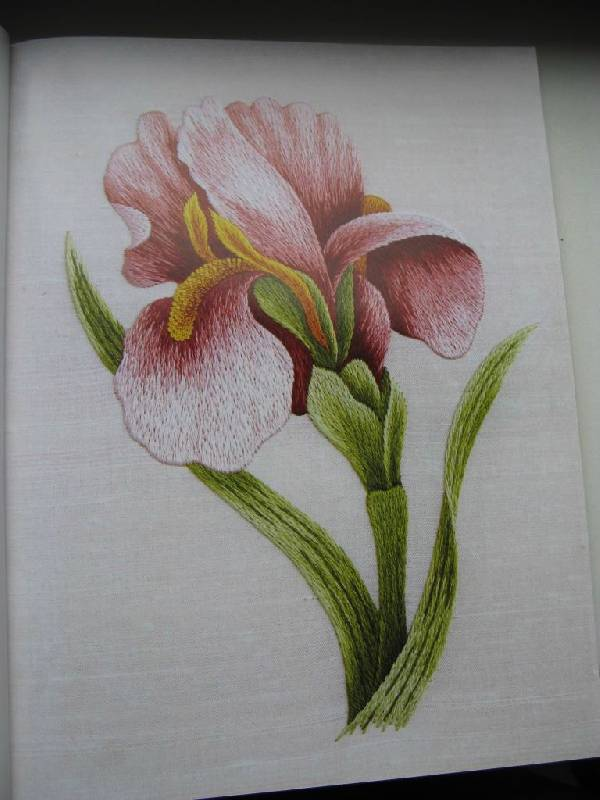Иллюстрация 16 из 31 для Английская королевская школа вышивания - Салли Сандерс | Лабиринт - книги. Источник: lexus