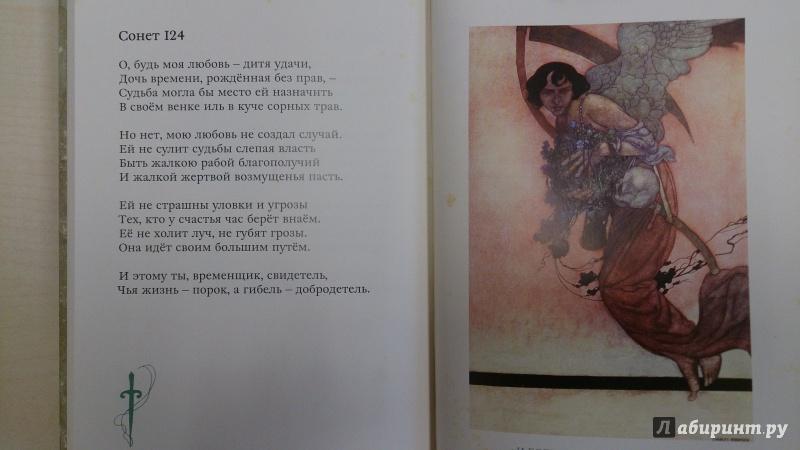 Иллюстрация 13 из 27 для Сонеты - Уильям Шекспир | Лабиринт - книги. Источник: Хвастунова Юлия
