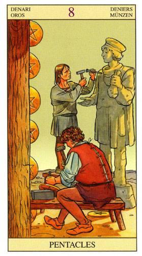 Иллюстрация 27 из 55 для Таро Нью Вижн - Пьетро Алиго | Лабиринт - книги. Источник: Попова  Марина Владимировна