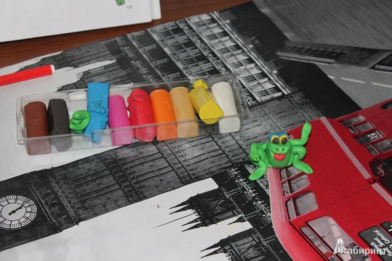 Иллюстрация 3 из 3 для Пластилин, 10 цветов (200 гр.) (1315S1) | Лабиринт - игрушки. Источник: RiNda